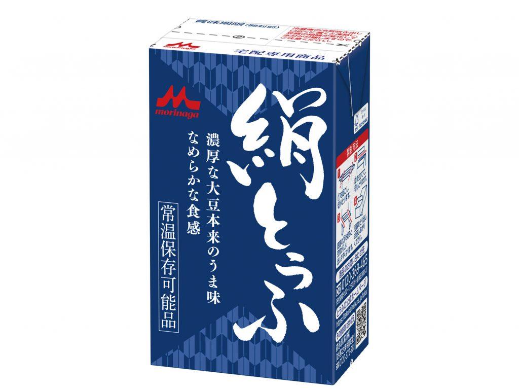 森永乳業株式会社「森永絹とうふ」[1ケース・12丁入り]